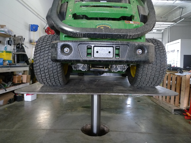 lawn mower equipment lifts for sale