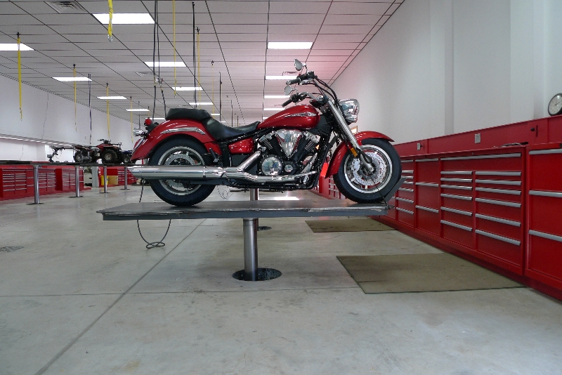 motorcycle bike lift