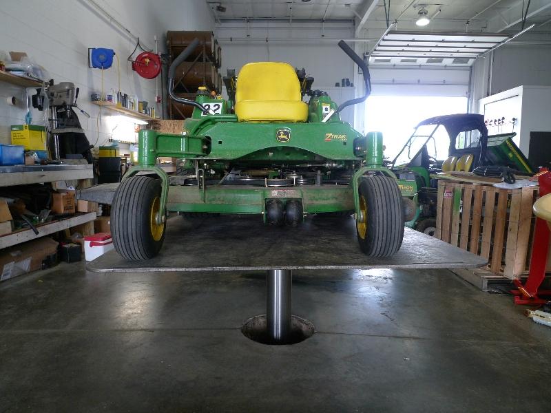 heavy equipment lift supplier