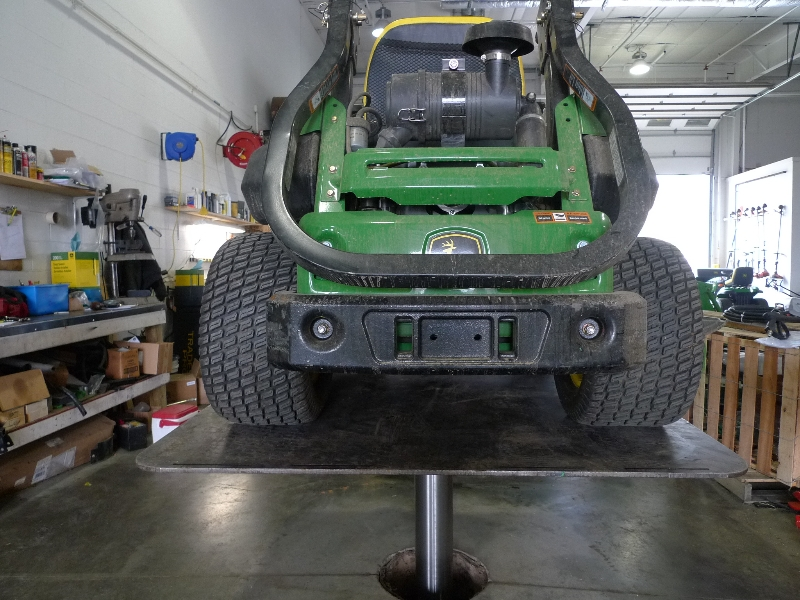 mower lift for sale
